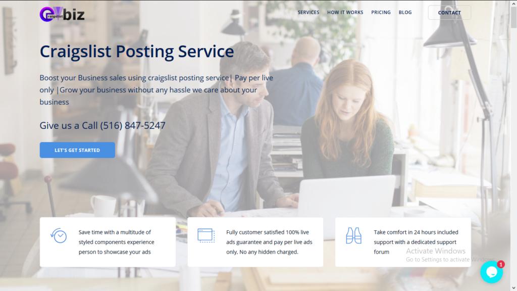 Craigslist Posting Service 2020 Post on Craigslist ...