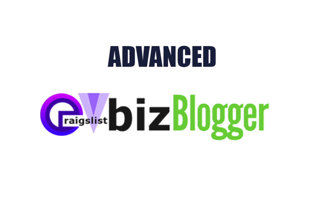 Advanced Blogging service