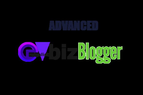 Advanced Blogging service